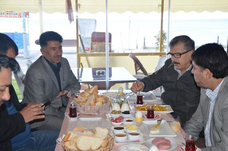 AKSU: 'Muhtarlık Sadece Mühür Basmak Değildir'