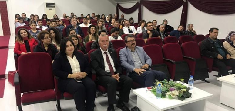 Eğitimcilere İş Sağlığı ve Güvenliği konferansı