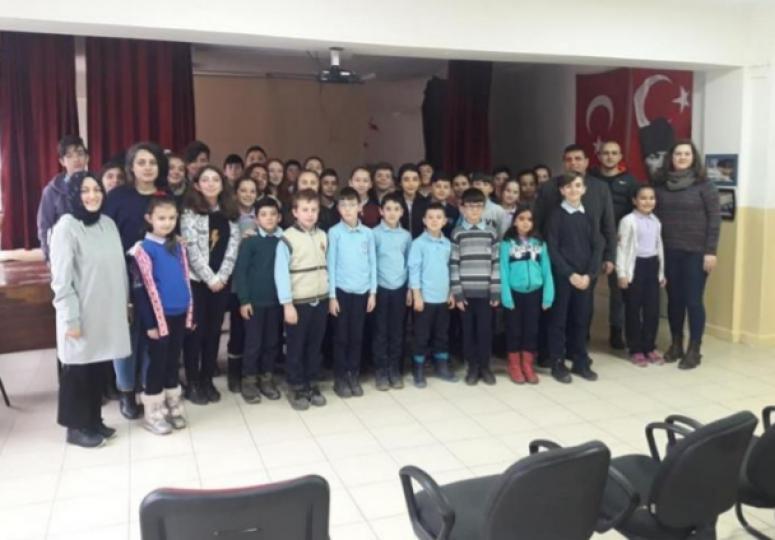 Beyciler okulunun uluslararası başarısı