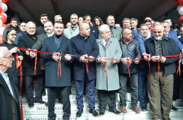Silivri Ekmekçileri ve Unlu Mamulleri Derneği Açıldı