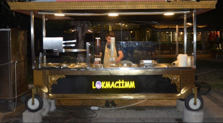 Hazer Cafe, Lokmaciimm ile lezzetini katladı
