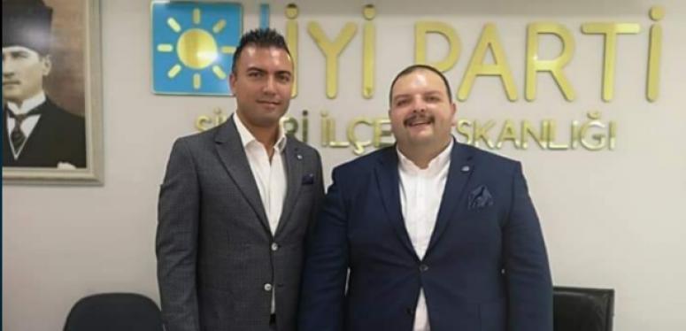 CHP'den İstifa Etti l Görevine İYİ Parti'den Devam Edecek