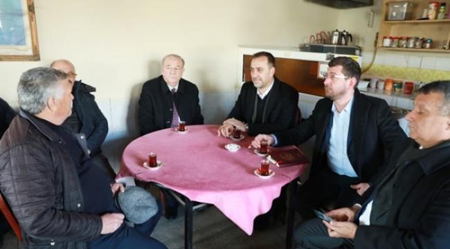 """Alipaşa'da Su Mesajı: """"Karar Bekliyoruz"""""""