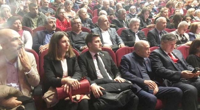 Başkan Esen, Demokrasi Arenası'na Katıldı