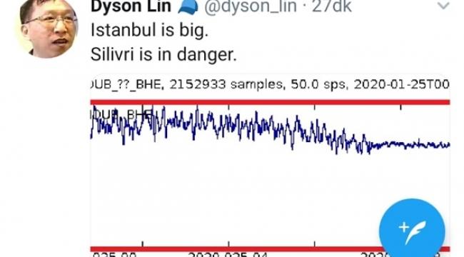 Deprem kâhini Dyson Lin'den Silivri İçin Kritik Uyarı!