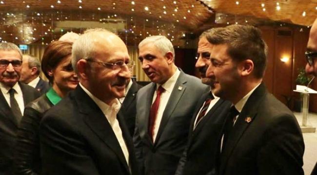 Esen, Kılıçdaroğlu'yla Bir Araya Geldi