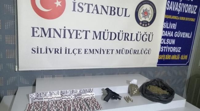 Firari Cinayet Hükümlüsü Silivri'de Yakalandı
