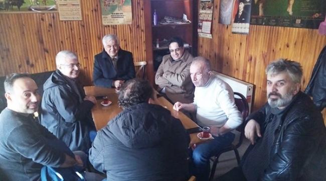İBB'den Silivri'deki Süt Üreticileriyle İstişare!