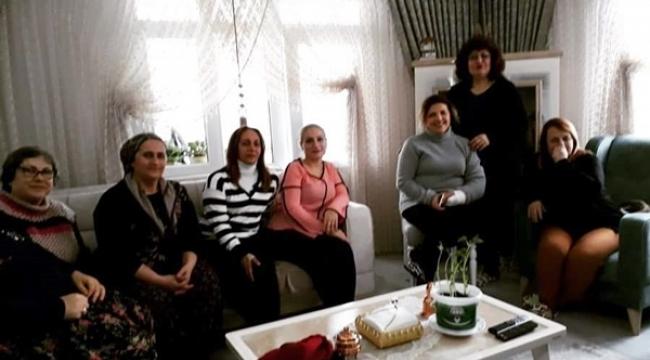 Kadın Meclisi Danamandıra'daydı