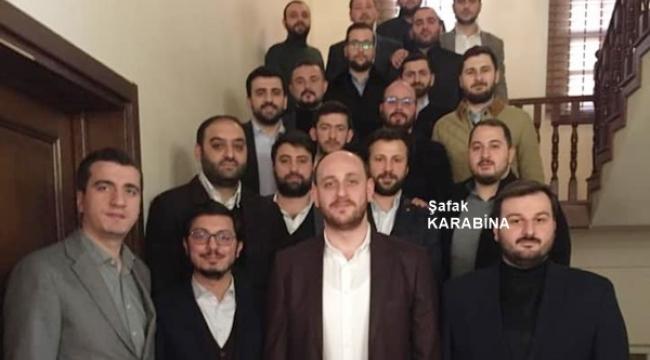 Karabina, 3.Bölge Gençlik Kolları Toplantısına Katıldı