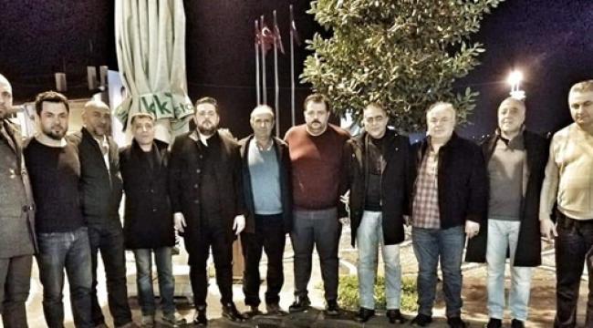 MHP İl Başkan Yardımcısı Kıraç, Silivri'ye Geldi