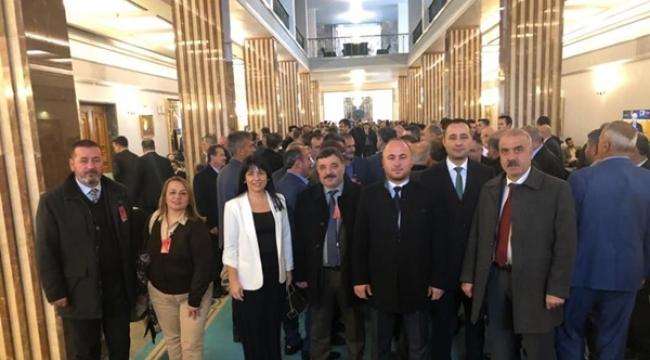 MHP'liler Partinin TBMM'deki Grup Toplantısına Katıldı