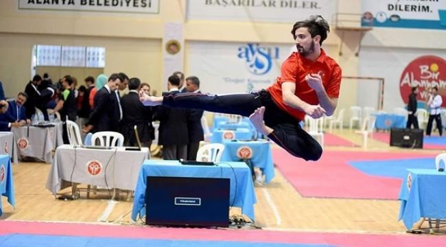 Milli Taekwondocularımıza Akpınar Hocalık Yapacak