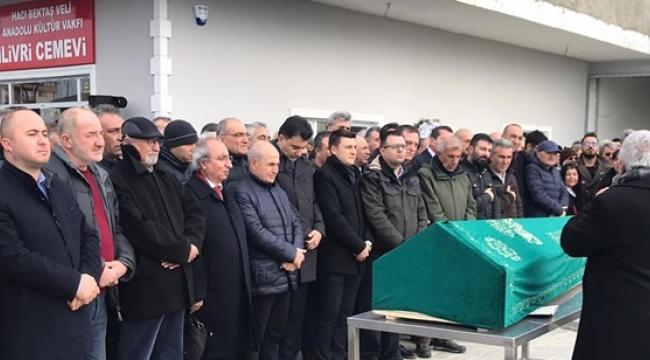 Nurtekin Sarısaltıkoğlu, Silivri Cemevi'nden Uğurlandı