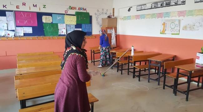 Sezin Öztaş Ortaokulu 2. Döneme Hazırlanıyor