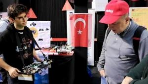 Silivri Robotik Kodlama Konusunda Estonya'da 4'üncü Oldu