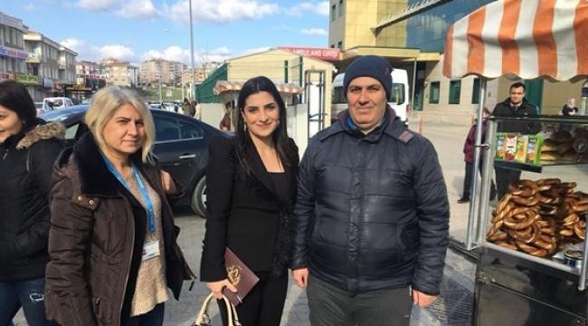 Simitçi Mehmet'ten Gıda Bankası'na Anlamlı Bağış