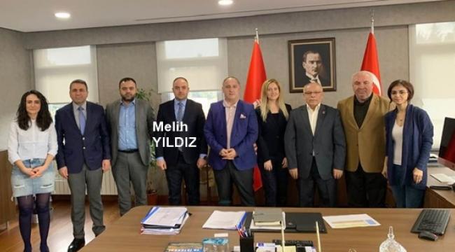 Yıldız: İstanbul'umuz İçin Çalışıyoruz
