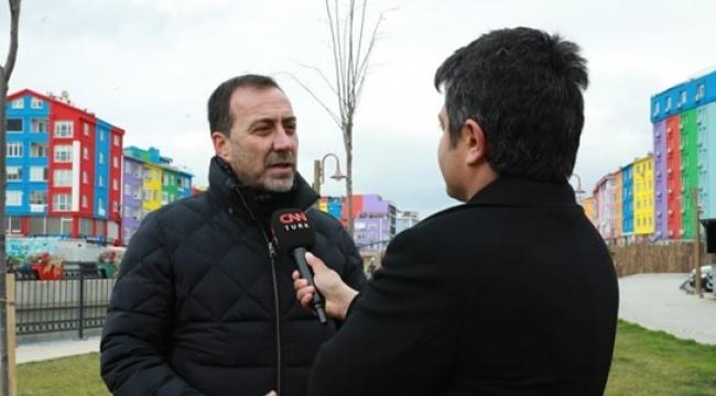 Yılmaz, CNN TÜRK'e Sokak Hayvanlarıyla İlgili Değerlendirmelerde Bulundu