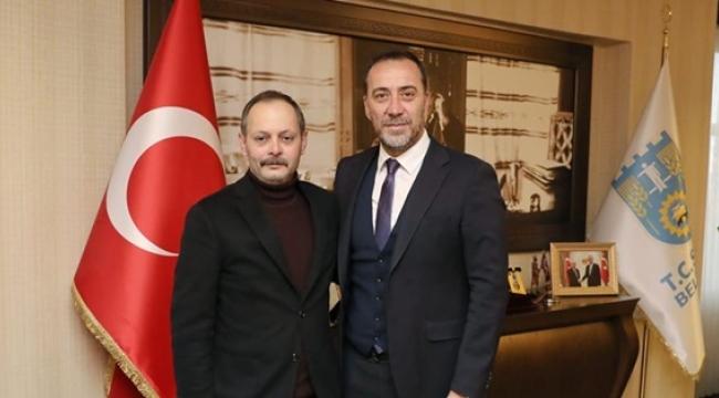 Yılmaz, MHP İl Başkan Yardımcısı Akyıldız'ı Ağırladı