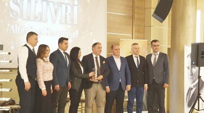 Beyaz Masa Silivri İletişim Noktası'na İBB Altın Kapı Kurumsallık Ödülü