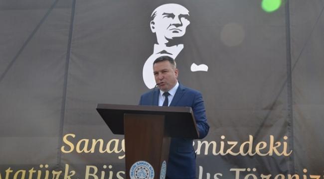 Çalışkan: Atatürk'le Güne Başlayacağız