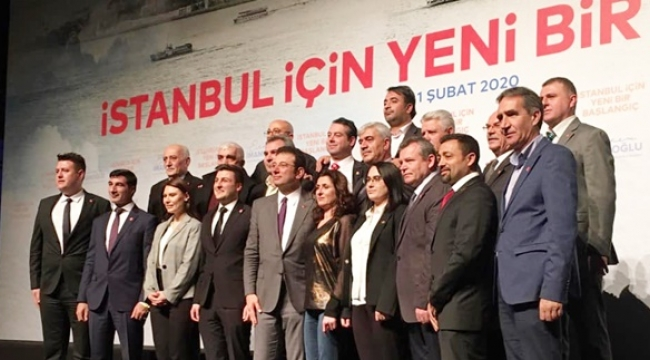CHP Silivri, İstanbul İçin Yeni Bir Başlangıç Buluşmasındaydı