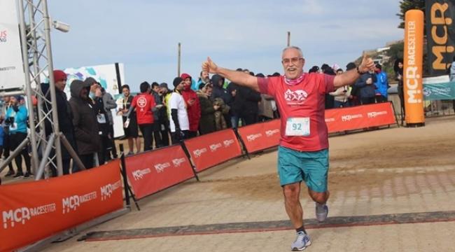 Dertop, Riva Koşusunda Yarıştı
