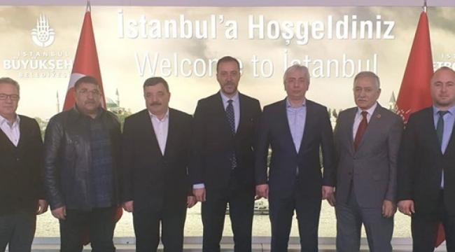 Gür'den MHP Grubu'na Ziyaret