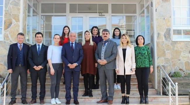 İstanbul İl Milli Eğitim Müdür Yardımcısı Silivri'ye Geldi