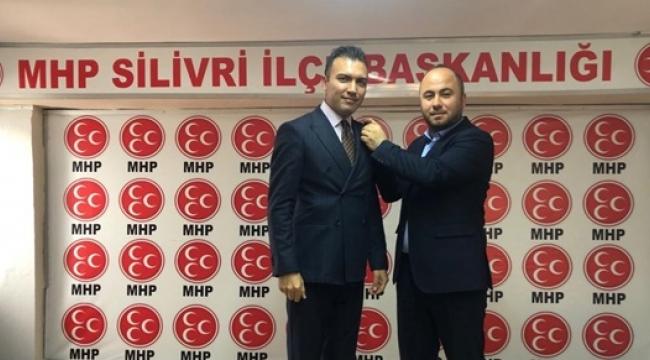 İYİ Partili Meclis Üyesi, MHP'ye Geçti