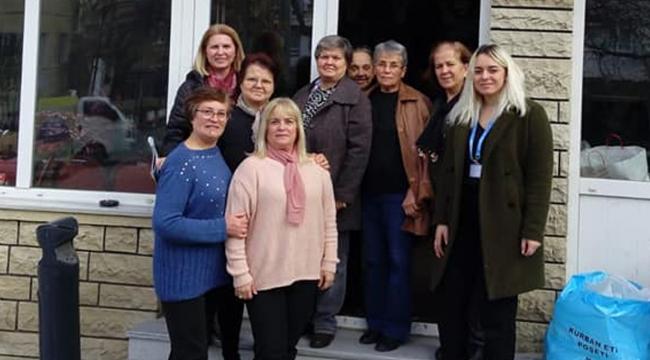 Kadın Meclisi Fatih Mahallesi'nin Bayanlarıyla Birlikteydi