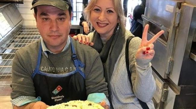 Özel Öğrenciler Dominos'ta Kendi Pizzalarını Yaptı