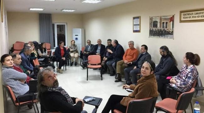 Silivri Dayanışma Platformu, Olası Deprem Riski İçin Hazırlıkta