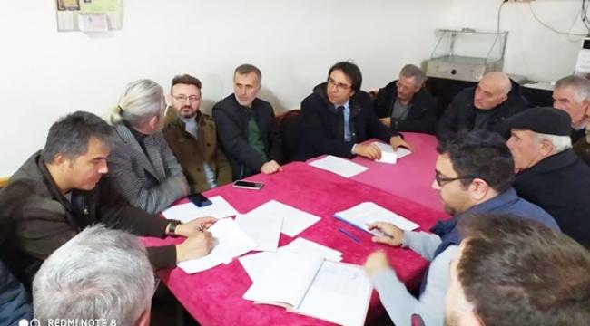 Silivri İlçe Tarım ve Orman Müdürlüğü Gazitepe'deydi