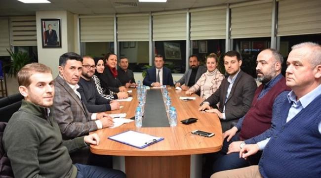 Şubat Ayı Meclisi'nin 2. Oturumu İçin Bir Araya Geldiler