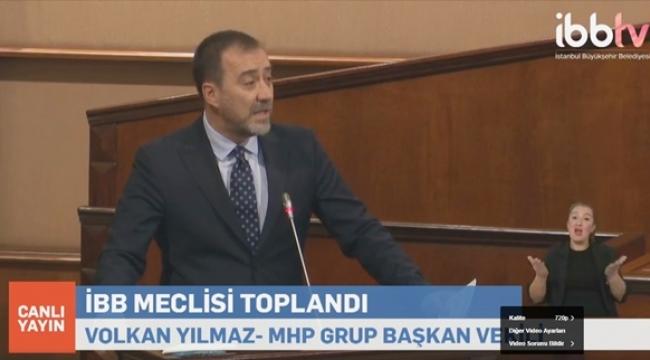 """Yılmaz: """"Bu Aşağılık Zatın Örnek Aldığı KişiKonstantin'se, Bizim Örnek Aldığımız Kişi Gazi Mustafa Kemal Atatürk'tür!"""""""