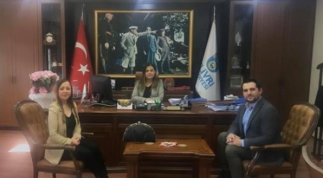 Anadolu Hastanesi'nden Sarısaltıkoğlu'na Ziyaret