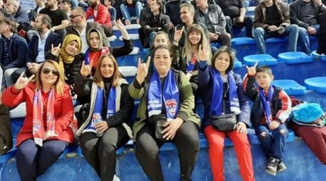 Arcan, Silivrispor Maçını Yakından Takip Etti