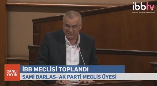 """Barlas: """"Melen Barajı Bittiğinde İstanbul'un2071 Yılına Kadar Su Sıkıntısı Olmayacak!"""""""