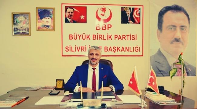 Başkan Aksu; Miraç Kandiliniz Mübarek Olsun!