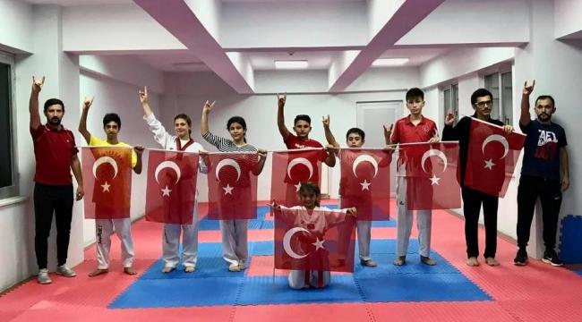 Erel Spor Kulübü'nden Mehmetçiğe Destek