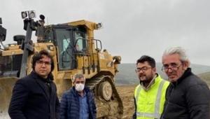 Kadıköy Mahallesi Mera Islah Çalışmalarında Sona Doğru