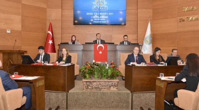Mart Ayı Meclisi 2. Oturumu Cuma Yapılacak