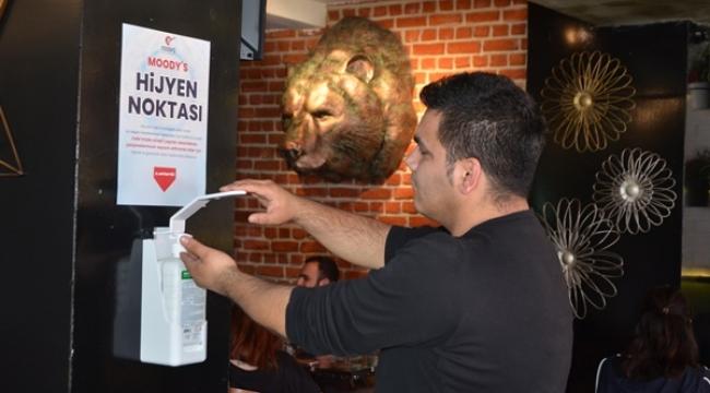 Moody's Cafe'den Corona Virüs Salgınına Üst Düzey Önlem
