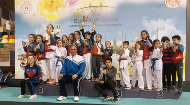 Silivri Karate Kulübü'nden Uluslararası Başarı