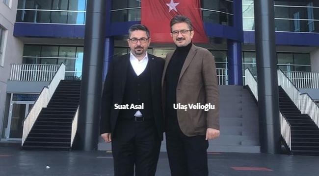 Velioğlu'ndan Bursa'daki Asal Koleji'ne Ziyaret