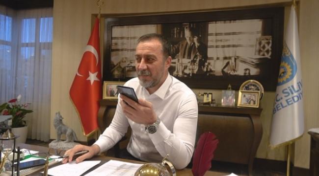 Yılmaz, 65 Yaş Üstü Vatandaşları Telefonla Aradı