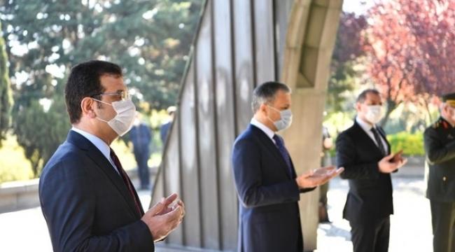 8'nci Cumhurbaşkanı Turgut Özal Anıldı