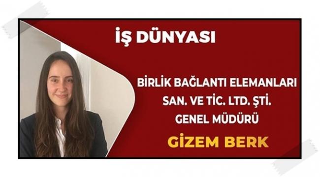 """Berk; """"Değirmenköy'de 10.000 m²'lik Bir Alanda Bağlantı Elemanları Üretiyoruz"""""""